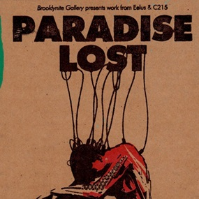 Paradise Lost by Eelus