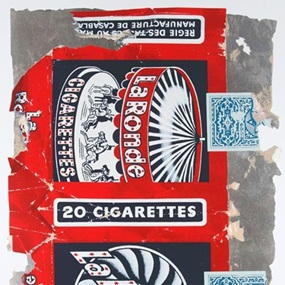 Fag Packets (La Ronde) by Peter Blake