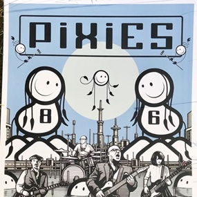 Pixies by The London Police