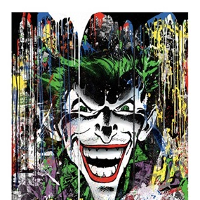 The Joker by Mr Brainwash