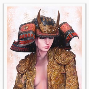 The Lone Samurai (Regular Edition) by Brian Viveros
