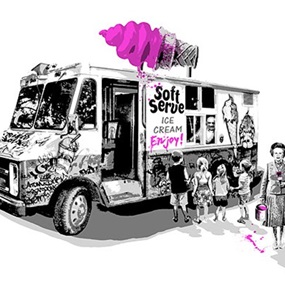 Sweet Science by Mr Brainwash