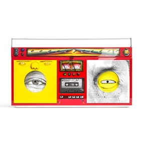 1983 - The Boombox (First Edition) by JR | Os Gemeos