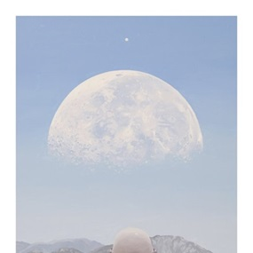 White Moon by Scott Listfield