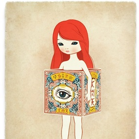 Eye Of Eternity by Mark Ryden