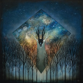 Transdimensional Emissary by Andy Kehoe