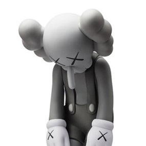 Small Lie (Grey) by Kaws
