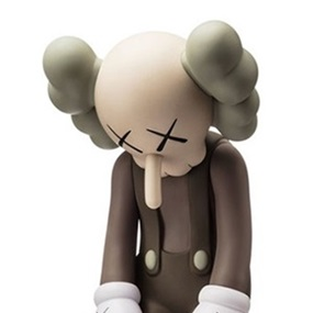 Small Lie (Brown) by Kaws