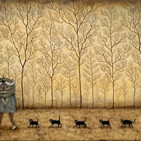 March Of The Exiled by Andy Kehoe