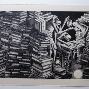 Documenting Everything There Ever Was And Will Be by Phlegm