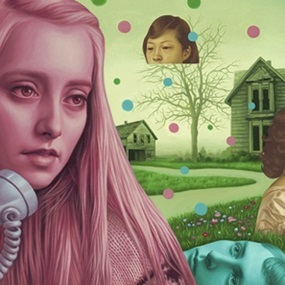 The Bends by Alex Gross