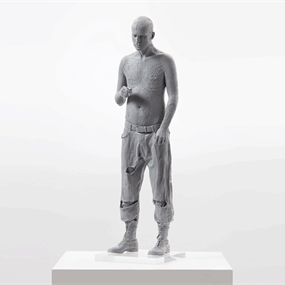 Zombie Boy by Marc Quinn