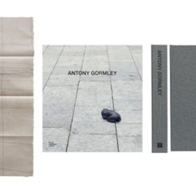 Hold (First Edition) by Antony Gormley