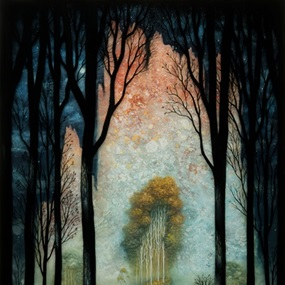 Eternal Glow Of The Celestial Peaks by Andy Kehoe