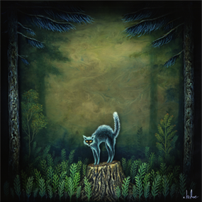 An Uncertain Encounter by Andy Kehoe