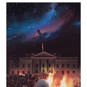 White House (Timed Edition) by Scott Listfield