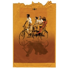Rickshaw by Jamie Hewlett