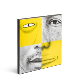 1983 - The Album (First Edition) by JR | Os Gemeos