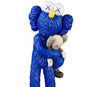 Take (Blue) by Kaws
