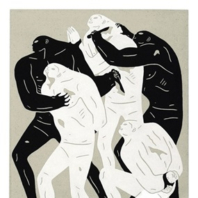 Collecting Bodies by Cleon Peterson