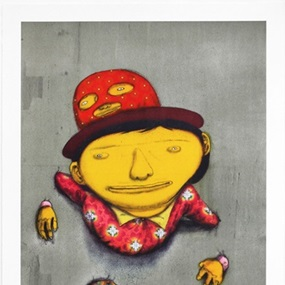 The Other Side by Os Gemeos
