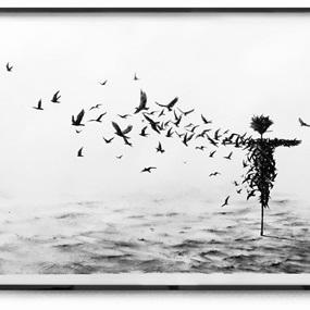 Scattercrow (First Edition) by Pejac