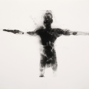 Extend, 2008 by Antony Gormley