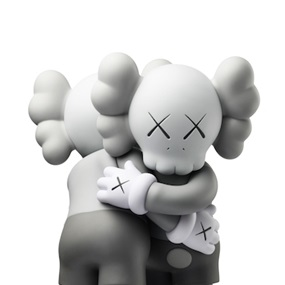 Together (Grey) by Kaws