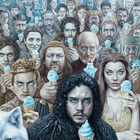 Valar Morghulis (First Edition) by Alex Gross