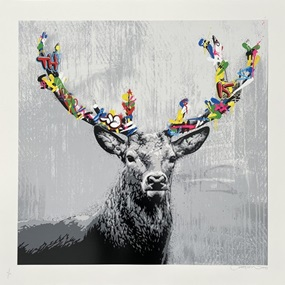The Stag by Martin Whatson