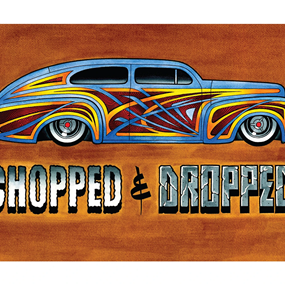 Chopped & Dropped (First Edition) by Mike Giant