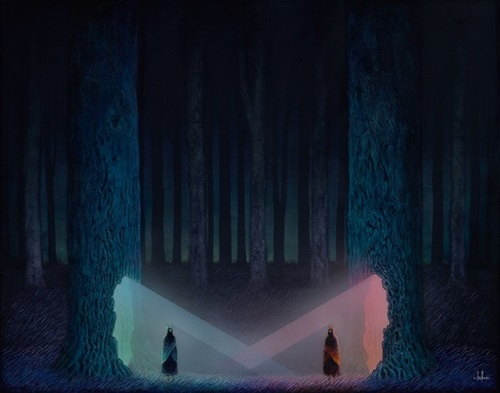 Measure Of Difference  by Andy Kehoe