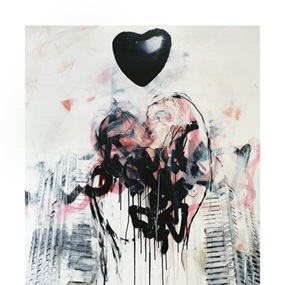 Black Kiss by Antony Micallef