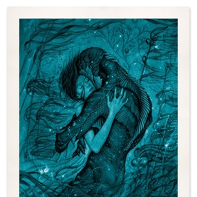 The Shape Of Water (Timed Edition) by James Jean