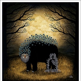 The Unseen Gather In Secret by Andy Kehoe