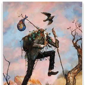 The Hiker by Esao Andrews