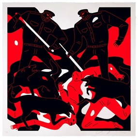 Out For Blood by Cleon Peterson