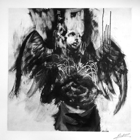 A Study Of Icarus by Antony Micallef