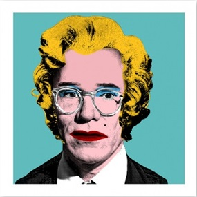 Andy Warhol (Second Edition) by Mr Brainwash