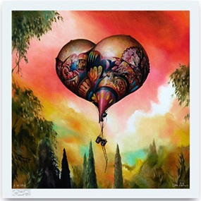 Dangling Conversation by Esao Andrews
