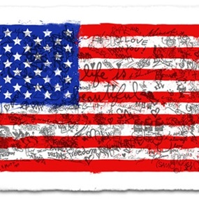 Independence by Mr Brainwash
