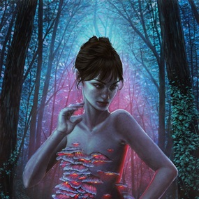 Fruiting Body (First Edition) by Casey Weldon
