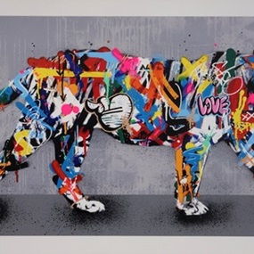 Tiger (Main Edition) by Martin Whatson