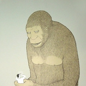 Monkey (First Edition) by Blu