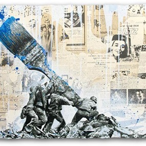 Untitled by Mr Brainwash