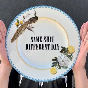 Same Shit, Different Day by Marie-Claude Marquis