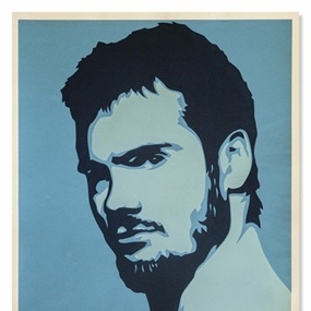 Rollins Poster by Shepard Fairey