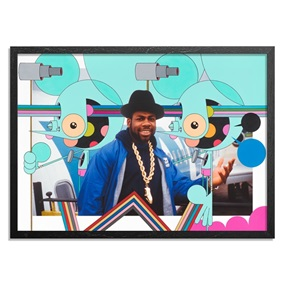 Jam Master Jay - Together Forever Tour. Germany. 1987 (Variant 1) by Dalek | Ricky Powell