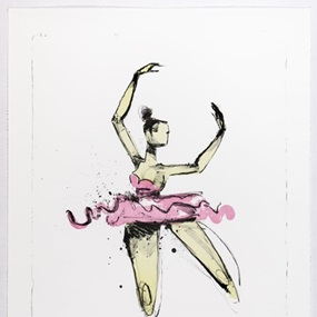 Prima Ballerina by Anthony Lister