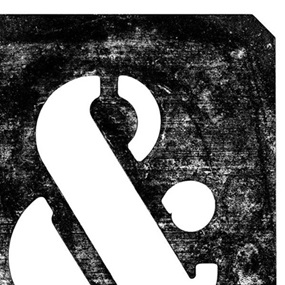 Ampersand (First Edition) by Anthony Burrill